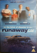 RUNAWAY CAR - JUDGE REINHOLD - BRAND NEW FACTORY SEALED DVD