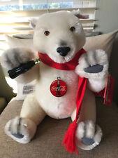 Steiff #670336 Coca Cola Polar Bear LE NWT