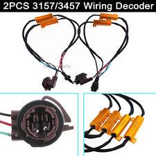 3157 4157 Load Resistor Canceller Decoder For Switchback LED Turn Signal Light