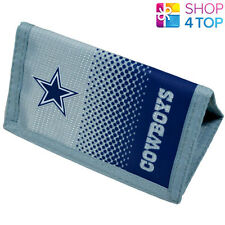 DALLAS COWBOYS OFFICIAL AMERICAN FOOTBALL NFL CLUB TEAM MONEY WALLET NEW