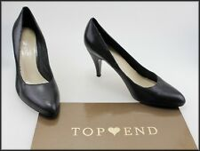 TOP END WOMEN'S HIGH HEEL CLASSIC DRESS SHOES SIZE 8.5 AUST 40 EUR