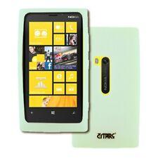 For Nokia Lumia 920 Glow In the Dark Green Flexible Silicone Skin Gel Case Cover