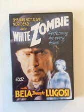 WHITE ZOMBIE DVD movie Bela Lugosi (played Dracula)