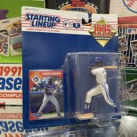 NIB 1995 Starting Lineup MLB Toronto Blue Jays Carlos Delgado Baseball Toy
