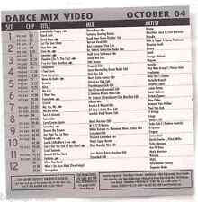 Promo only video INFORMATION SOCIETY Depeche Mode INXS Lasgo NEW ORDER aceOFbase