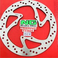 RIEJU 125 RS 3 14 15 16 17 NG FRONT BRAKE DISC GENUINE OE QUALITY UPGRADE 1327