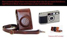 Carry Protection PU leather case pouch bag fit Ricoh GR1 GR1v GR1s GR10 camera