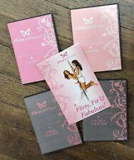Exercise dvd set, Flirty Girl Fitness Dvd set