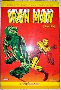 Intégrale Iron Man 1964/1966 - Panini Comics - Marvel