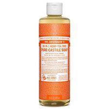 Dr Bronner Tea Tree Castile Liquid Soap - 473ml