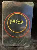 Vintage Playing Cards Deck Sealed Full Circle