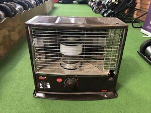 ZIBRO-KAMIN Control  Portable Kerosene Space Heater - Rare Japan