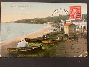 Puerto Rico 1900-1930s, Vintage Post Cards,  Tarjeta Postal used & unused