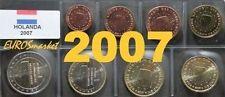Pièces euro des Pays-Bas pour 2 euro Année 2007