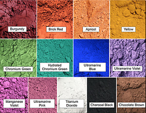 Oxide Pigment Matte Color Powder ~ Perfect for Soap Making ~ Cosmetics
