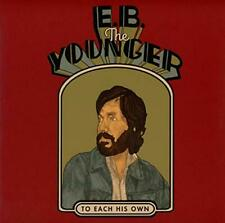E.B. THE YOUNGER - TO EACH HIS OWN [CD]