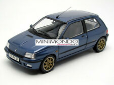 RENAULT CLIO WILLIAMS PHASE 1 1993 BLU BLUE 1/18 NOREV 185230