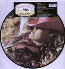 "Madonna Picture Disc 1980s Pop 12"" Singles"