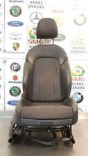 AUDI Q3 MK1 FL 8U 2013- HALF LEATHER DRIVERS FRONT SEAT ASSEMBLY 5N0881106AD