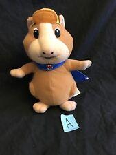 Fisher Price Wonder Pets Linny Guinea Pig Hamster 8� Plush Stuffed Animal Toy