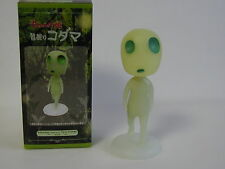New!!Princess Mononoke Kubifuri Kodama Luminescence Figure walk #21125/Ghibli