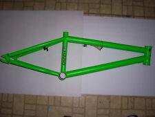 New Haro Zebra BMX frame - Green (13)