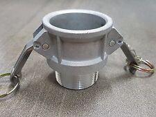 """1-1/2"""" (1.5"""") BSP Camlock - Type B - Aluminium - Camlocks - (40mm)"""