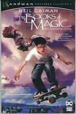 Books Of Magic 30th Ann Ed Tp Neil Gaiman, Charles Vess Nm!
