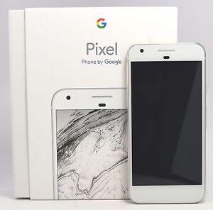 "USED - Google Pixel 32GB (FACTORY UNLOCKED) 5.0"" FHD 4GB RAM Very Silver"