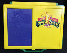 Vtg 1991 Power Rangers Mighty Morphin Saban Marchon Storybook Maker Kit - Rare