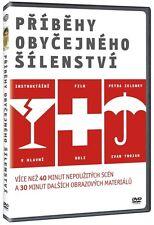 Pribehy obycejneho silenstvi (Wrong Side Up) Czech DVD box English subtitles
