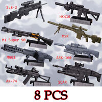 "1:6 1/6 Scale Machine Gun Sniper Rifle AK47 Weapon Model/12""Action Figure Fit"