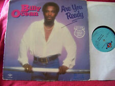 Billy Ocean - Are you ready / Maybe tonight    Maxi