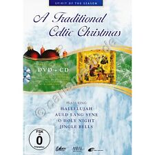DVD & CD: A TRADITIONAL CELTIC CHRISTMAS - Special Edition - 29 engl. Songs °CM°