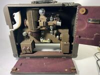 Bell & Howell 16mm Projector Model 179 Filmosound For Parts Or Repair