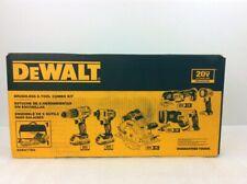 New Sealed DEWALT DCK677D2 20v 6 Tool Brushless Cordless Combo Kit
