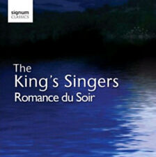 The King's Singers : Romance Du Soir CD (2009) ***NEW***