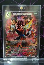 Dragon Ball Super CCG / Vegito, Warrior From Another Dimension BT11-154 SCR