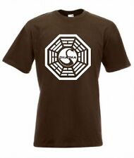 Herren T-Shirt Dharma Lost Fun (DHARMA INITIATIVE / Lost Oceanic Kinder Fun)