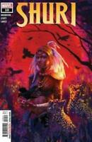 SHURI #10 MARVEL COMICS BLACK PANTHER COVER A 1ST PRINT