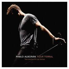 ALBORAN PABLO TERRAL TRES NOCHES EN LAS VENTAS 2 SET CD X 2 + DVD NEW
