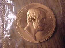 Abraham Lincoln Coin Presidential Medal Inauguration 1861 - 1865 NEW SEALED