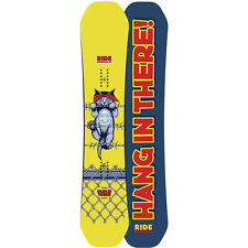 Freestyle/Park Wide RIDE Snowboards