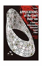 Applications of No-Limit Hold em Free Shipping