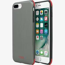 Tumi Protection Case for iPhone 7 Plus - Brushed Gunmetal/Red (N10761)