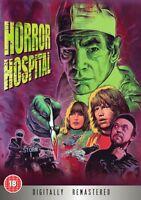 Horror Hospital 1973 Blu-Ray
