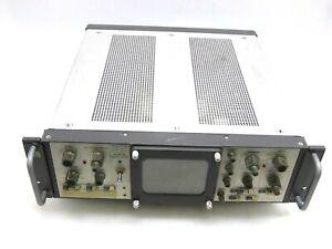 Tektronix 1481R Waveform Monitor Serial No. B082367