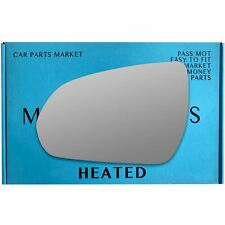 2017-on 3rd Gen Right Driver Side Wing Mirror Glass for HYUNDAI i30