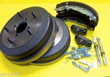 Bremstrommel Satz für Suzuki Samurai -Santana mit Bremsbacken Bremszylinder 0617