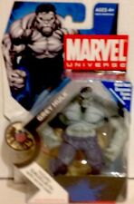 Marvel Universe Figure Of MARVEL'S GREY HULK Action Figure 3.75""